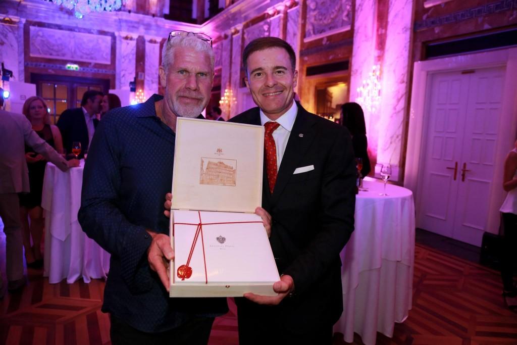 Imperial Clubbing Wien, Hotel Imperial, 12. 06. 2015 x Copyright TOPPRESS Austria